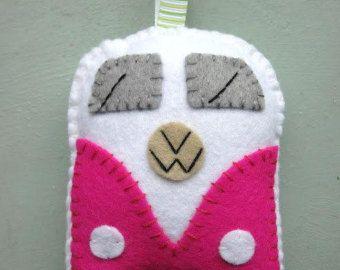 VW Camper Gift VW Camper ornamenten / speelgoed door GracesFavours