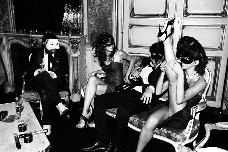 David Burton — Vogue 90th Anniversary