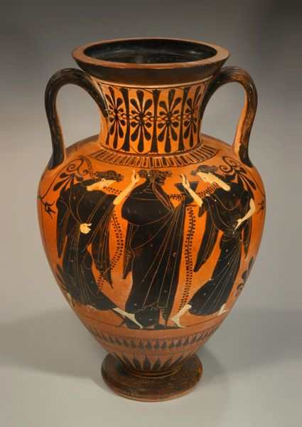 Mejores 134 im genes de greek paintings en pinterest for Jarrones persas
