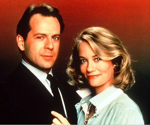 Remember when Tuesday night TV was this great?  Moonlighting