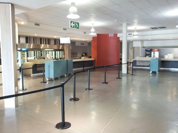 Up dining hall