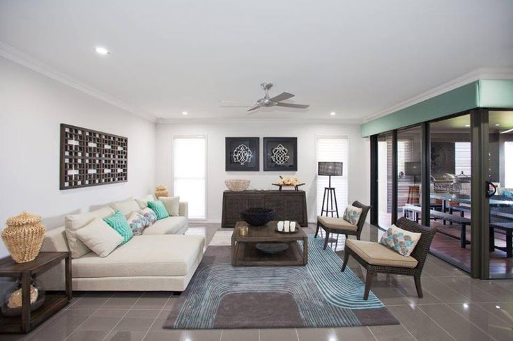 Here is our KAS Haigh rug custom coloured by Robin McLeod from In2 Out Design in Mackay QLD. Looks fab!! #TheRugCollection