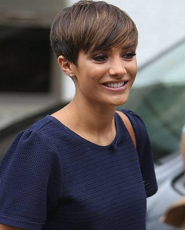 Short Bob Hairstyles 2017 with Side Fringe