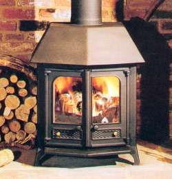 Charnwood Country 12 Wood Burning Stove | Cosy Log Fires, Fireplaces & Log Burners