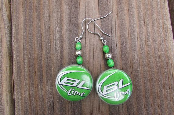 Check out this item in my Etsy shop https://www.etsy.com/listing/539507864/bud-light-lime-bottle-top-dangle