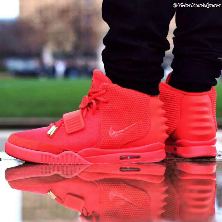 "Nike Air Yeezy ""Red October"" Holy Grail!!!"