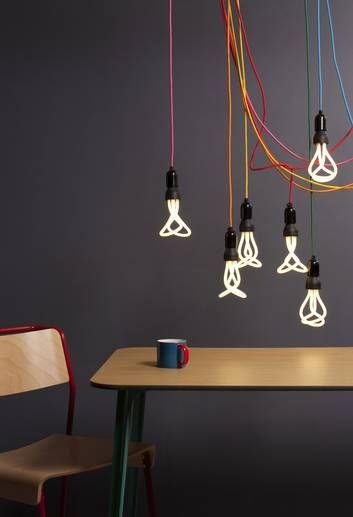 As luminárias de corda de Andrea Brackman são hit Foto: Ian Nolan / Divulgação