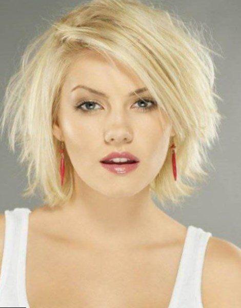 Frisur Frau Quadrat Farbverlauf Frisuren Pinterest Haarschnitt
