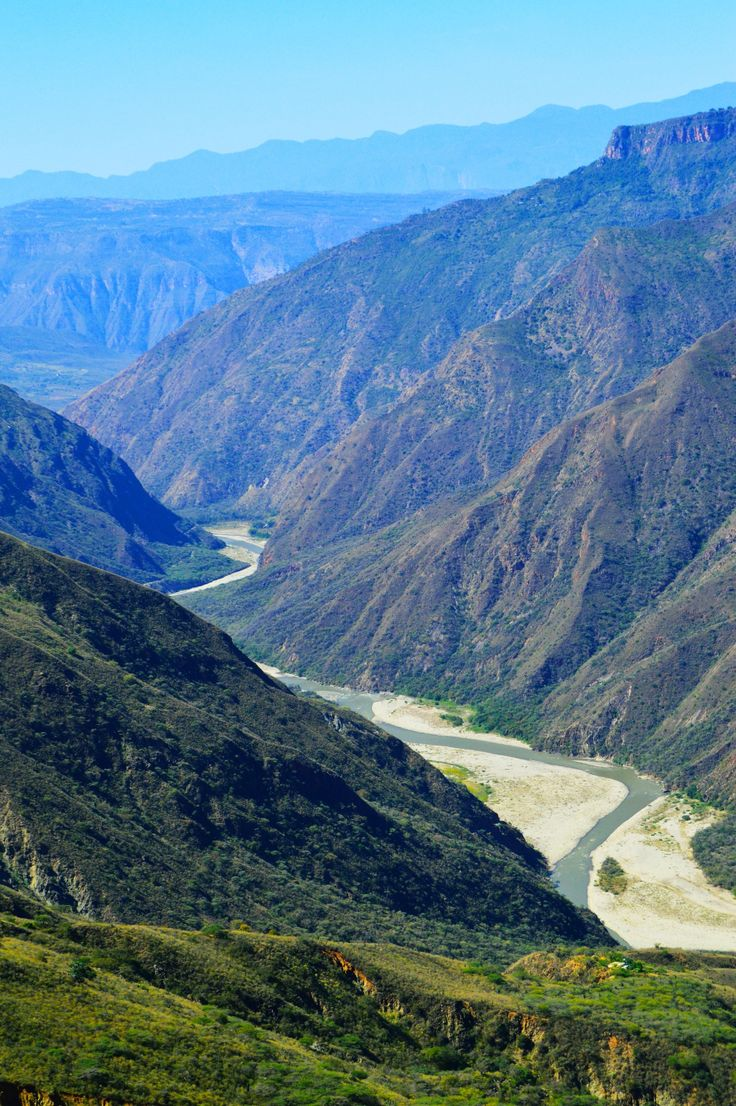 Cañòn del Chicamocha Santander Colombia Santander by m3lisa8 on 500px