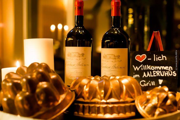 """Aalernhüs Hotel Sankt Peter Ording - das """"Elternhaus"""" - Helikopter Flug - Strand und Meer - Restaurant und Wellness - der erste Eindruck #wine #wein"""