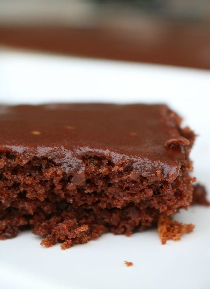 These buttermilk brownies are so rich with flavor and are so moist. They are the perfect dessert to top off with some vanilla ice cream.