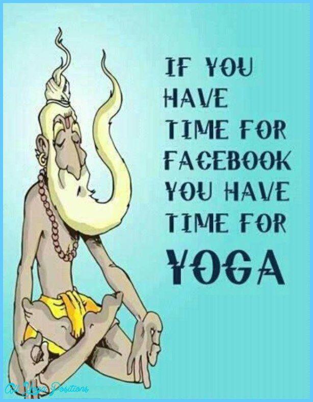 Yoga jokes - http://allyogapositions.com/yoga-jokes.html