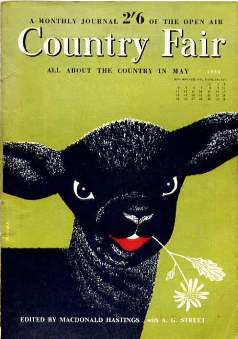 Country Fair, May 1952