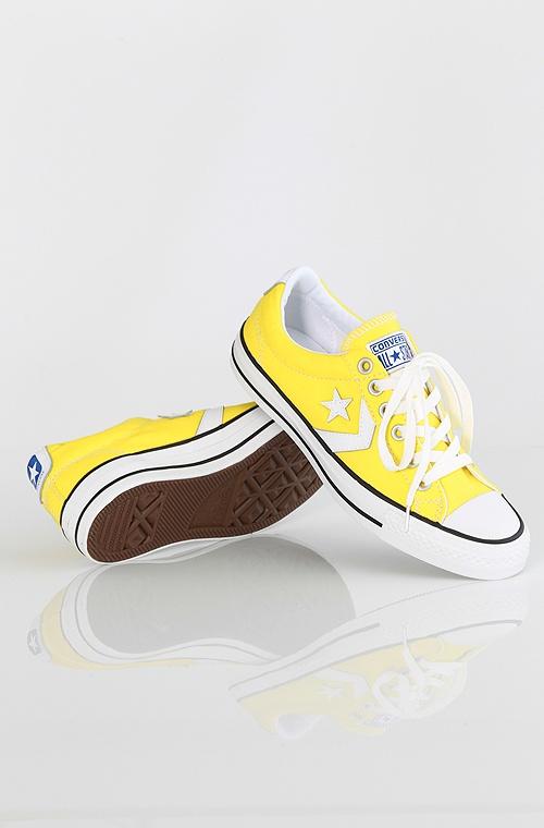 Converse Star Player EV kengät Empire Yellow/White/Varsity Red 69,90 € www.dropinmarket.com