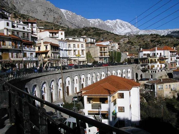 #Arahova #Greece #Elafivolia