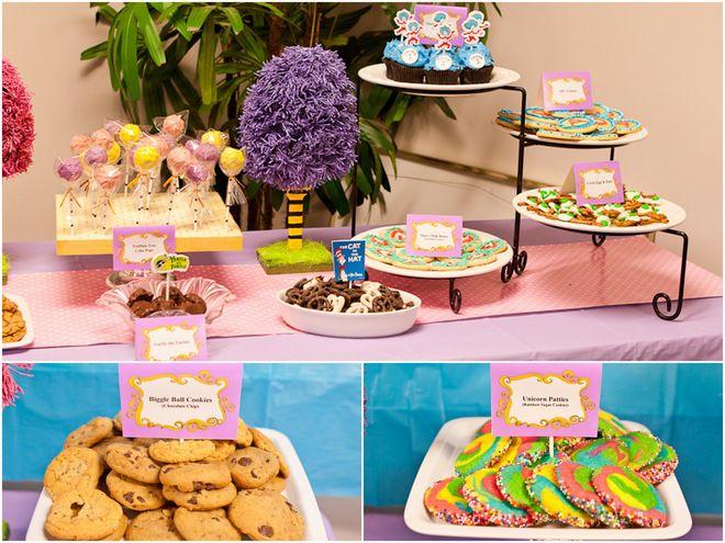 Dr SeussBirthday, Ideas, Teachers Appreciation, Seuss, Parties, Appreciation Weeks, Teacher Appreciation Week, Theme Teachers, Desserts Tables
