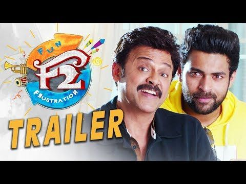Watch F2 Movie Trailer Review showed frustration being fac… | Latest