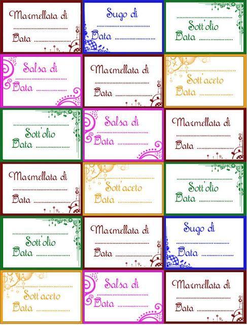 Top 17 best Etichette da stampare. images on Pinterest | Cartonnage  FD57