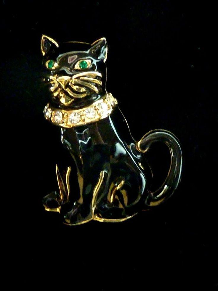 pin 3d black cat - photo #45