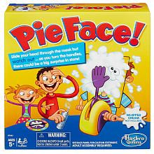 Elf would like this Pie Face Game