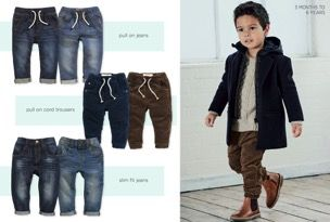 Buy Pull-On Cord Trousers (3mths-6yrs) online today at Next: United States of America
