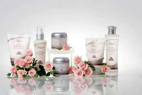 Sonya Skin Care collection.http://www.healthylivingbyingrid.com