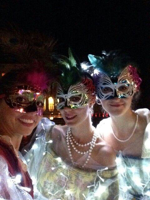 Magia le ballerine si illuminano