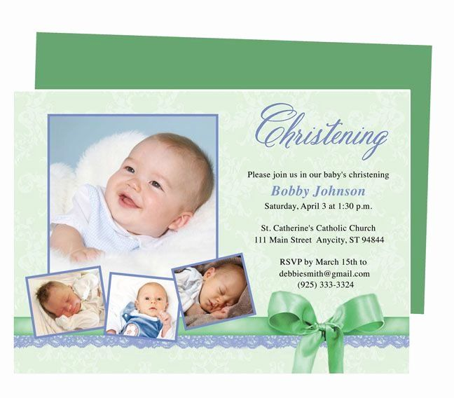 Sample Baptismal Invitations Lovely 21 Best Printable Baby Baptism And Christenin Baby Dedication Invitation Christening Invitations Boy Dedication Invitations