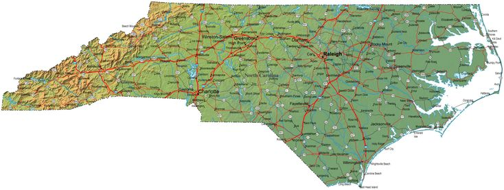 Haunted North Carolina, Here You Can Quickly Become A Paranormal Witness.
