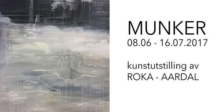 Kunstutstilling Munker @ Oslo Håndverksdestilleri - 8-June https://www.evensi.com/kunstutstilling-munker-oslo-handverksdestilleri/210980606