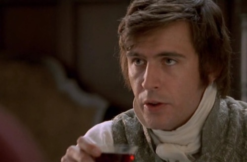 Sebastian Stanhope in Much Ado About Nuptials - Jack Davenport