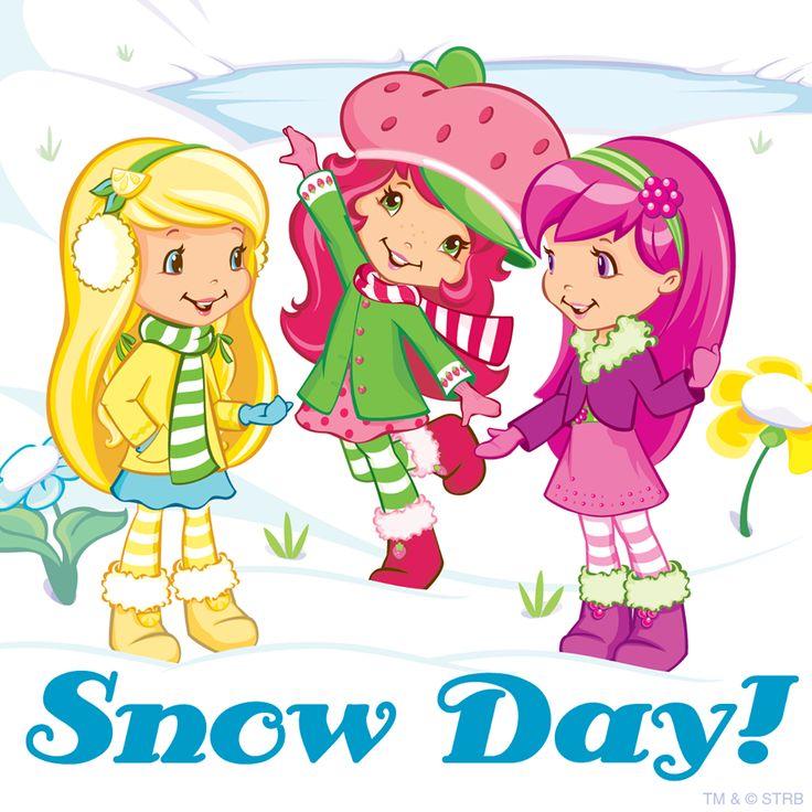Team Berry's Snow Day!