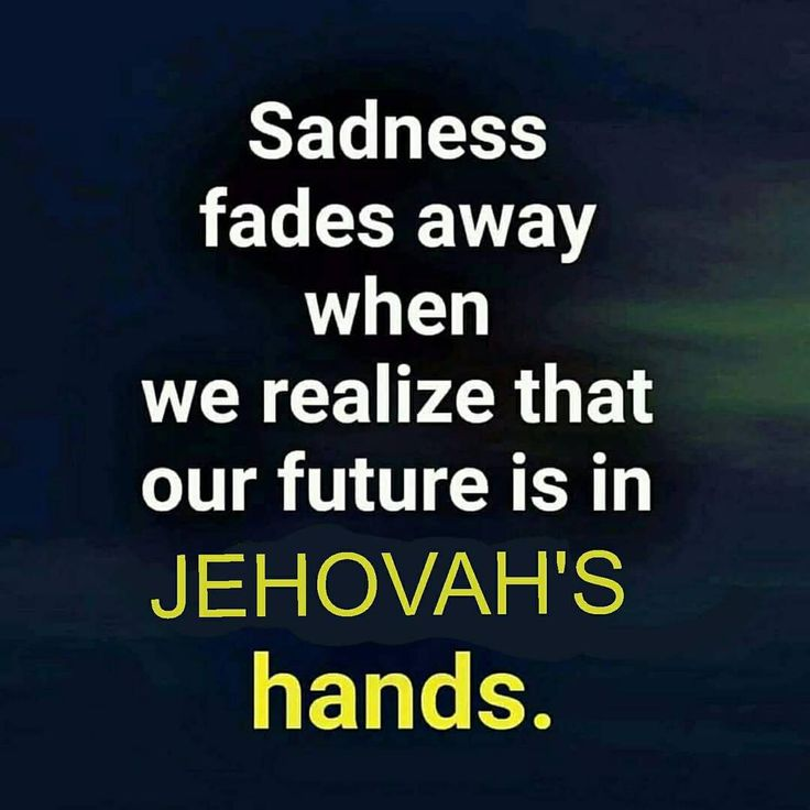 No reason to fear the future when God is a big part of your life. He controls the future.