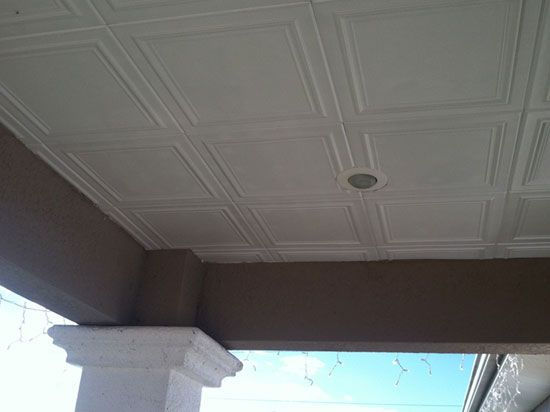 104 best Decorative White Ceiling Tiles images on Pinterest
