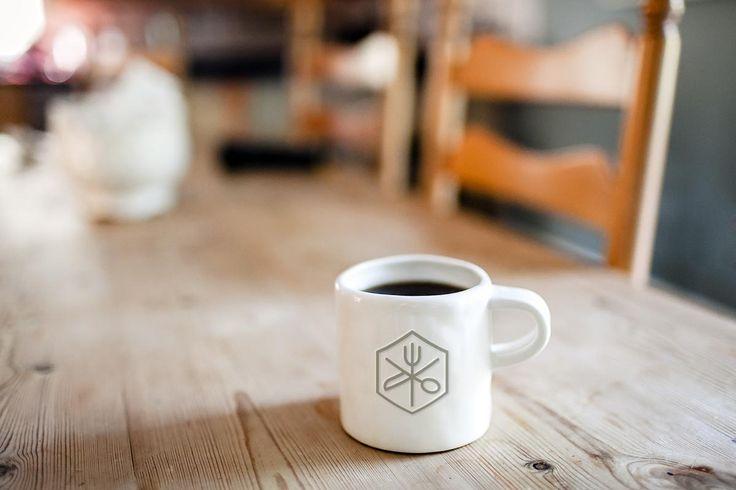 Cafe Logo Design and Branding for a Non-Profit Restaurant