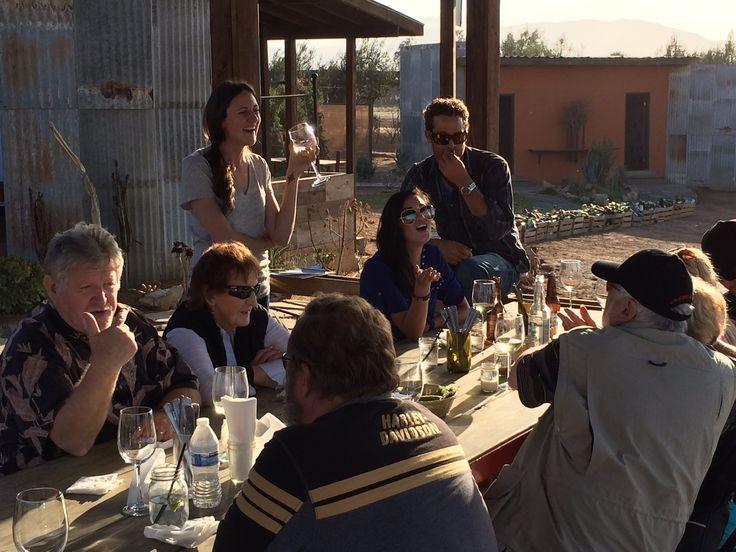 Valle de Guadalupe Valley Baja Mexico wine