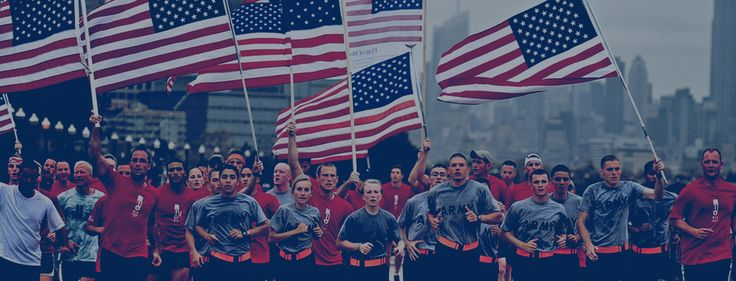 Team RWB is transforming the way that America supports its veterans when they return from combat.  We are creating communities of veterans, their families, and American citizens that enjoy authentic interaction through physical and social activities and events all across the country.
