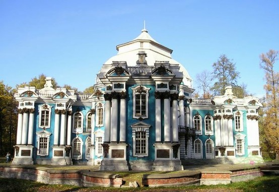 Pavlovski, St. Petersburg