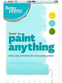 How to Paint Anything App