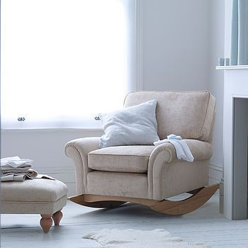 Morpheus Nursery Rocking Chair