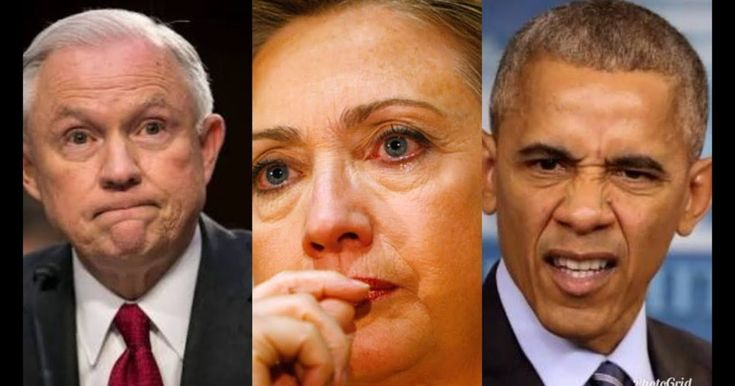Why must there be another investigation into Hillary Clinton's email server? Haven't we got that information already? The FISA warrant application makes sense that it needs to be investigated, but in the end, does anyone actually think Jeff Session will bring an indictment against Hillary Clinton or Barack Obama?