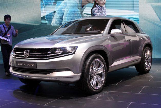 carro novo: Volkswagen Tiguan 2014: Spy Shots, Crosses Coupe, 2014 Volkswagen, Tiguan Spy, Carros Volkswagen, Volkswagen Crosses, Crosses Coupé, Tokyo Motors, Cars Volkswagen
