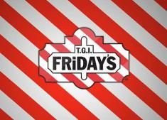 Get Free Food and More by Joining the TGI Friday's Stripes Club