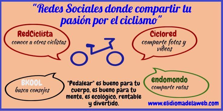 redes sociales donde compartir la pasión por el ciclismo