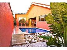 Vakantiehuis Tropika met zwembad in Fontein - Banda Abou (west) - Curacao huren? - Micazu.nl