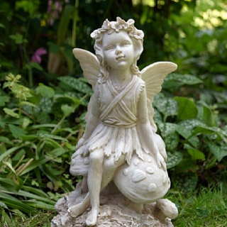 Great selection of or unique Fairy  Angel garden ornaments and Cherub  statues70 best Fairies in the Garden images on Pinterest   Fairies garden  . Fairy Garden Ornaments Ireland. Home Design Ideas