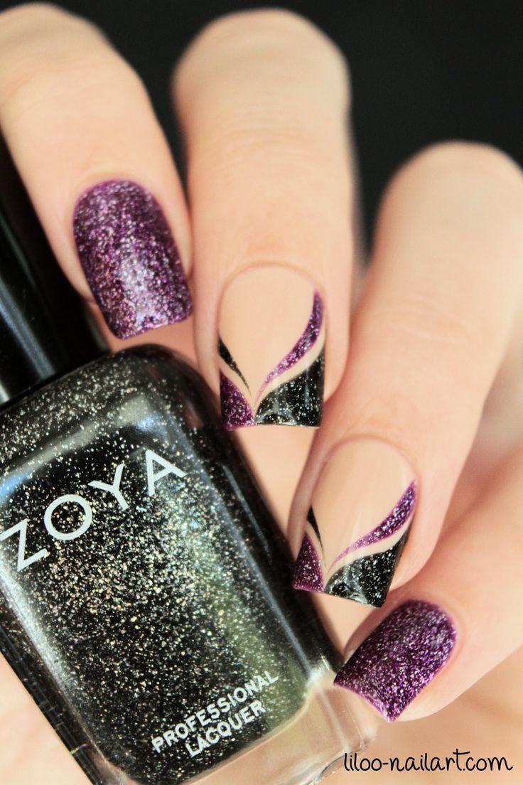 nail art zoya liloo