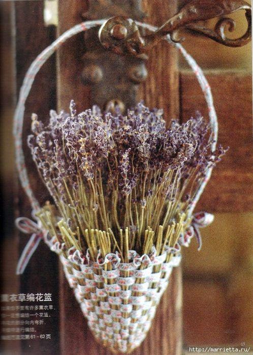 basket of lavender (1) (498x700, 363Kb)