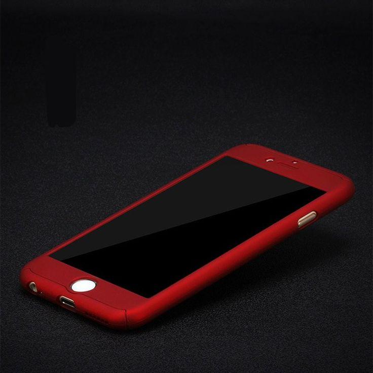 Red Matte 360