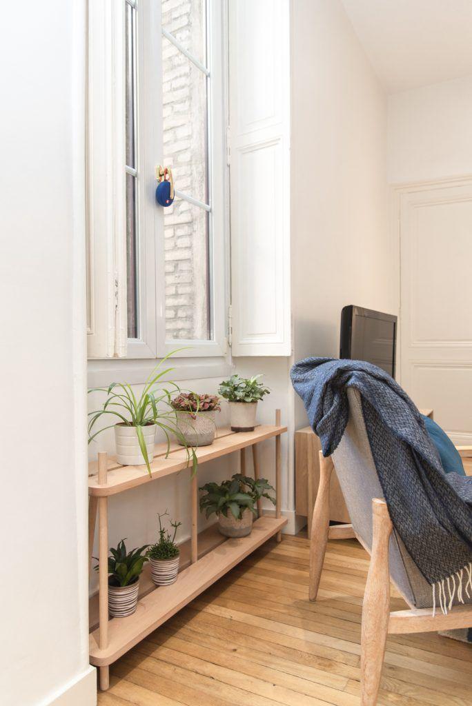 Design D Interieur Un Appartement En Location A Nantes En 2020 Interieur Design Decoration Appartement Appartement
